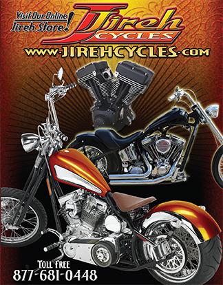Aftermarket & Custom Motorcycle Parts - Harley Davidson